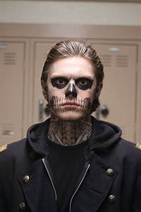 Tate from American Horror Story | Beauty: Makeup ...