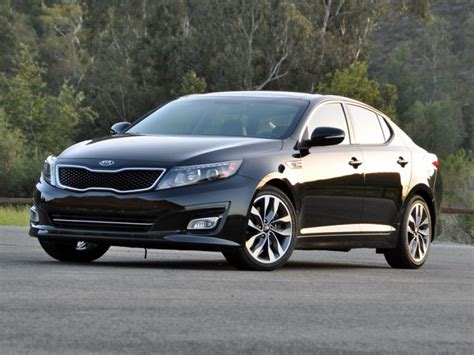 New Kia Optima 2014 by Review 2014 Kia Optima Sedan Is More Than A Pretty