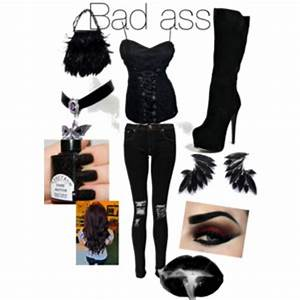 Bad girl outfit - Polyvore