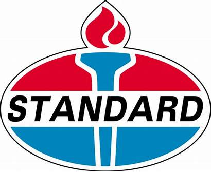 Oil Standard Svg 1970 Logos Ascensions Business