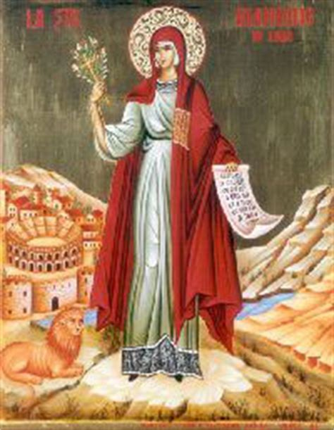 st blandina saints angels catholic