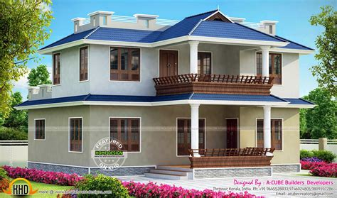 grand kerala home design keralahousedesigns