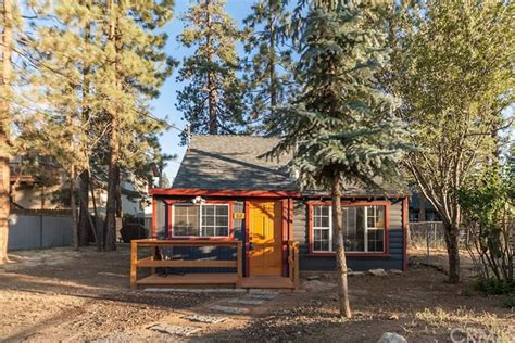 sq ft big bear cabin  sale california