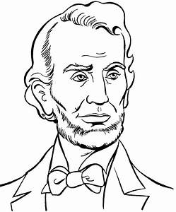 abraham lincoln coloring page 2 coloring page book for kids With lincoln flower car