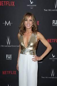 FELICITY HUFFMAN at Weinstein Company and Netflix Golden ...