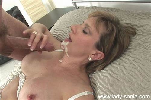 Giant Orgasm For This Red Haired Doll #Hot #Mature #Lady #Sonia #Gets #A #Facial #Cumload