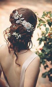 Romantic Wedding Hairstyles for Long Hair