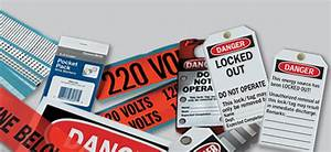 identification products With electrical identification labels