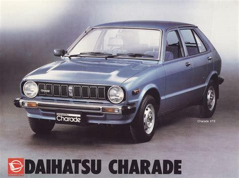 Charade Daihatsu by 1980 Daihatsu Charade Partsopen