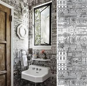 Papier Peint Pour Wc : toilette papier peint kk73 jornalagora ~ Nature-et-papiers.com Idées de Décoration