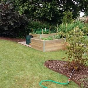 Creation Potager Surélevé : jardins th rapeutiques rebeyrol cr ateur de jardins ~ Premium-room.com Idées de Décoration