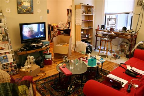 Terrorists Claim Responsibility For Messy Apartment