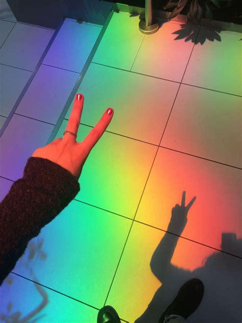 rainbow aesthetic hd wallpapers