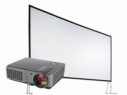 Projector Screen Projectors Screens Event Events Wired