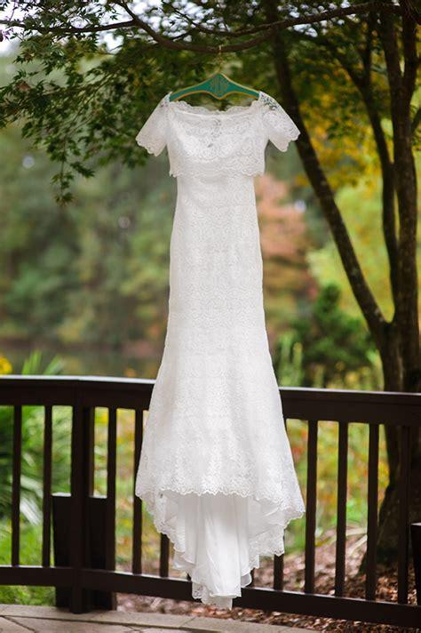 fall garden wedding grace