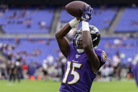 baltimore ravens marquise brown patrick onwuasor ruled