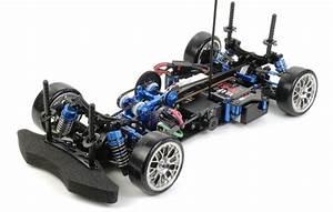 Voiture Rc Electrique : t2m modelisme voiture tamiya ta05 vdf ii drift ~ Melissatoandfro.com Idées de Décoration