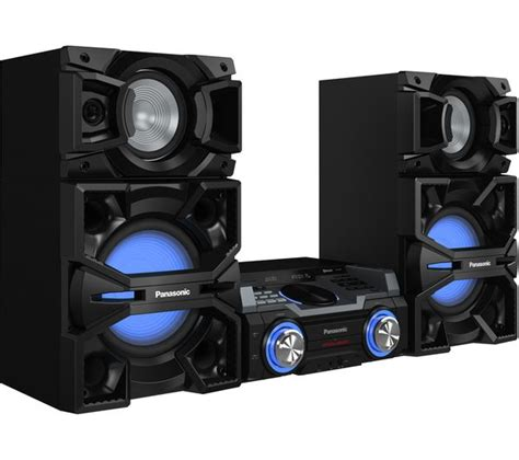 buy panasonic max wireless megasound  fi system