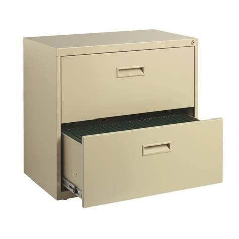Realspace File Cabinet Dividers by 2 Drawer Lateral File Cabinet In Putty 19295
