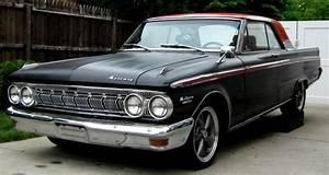 Mercury Sedan 1963