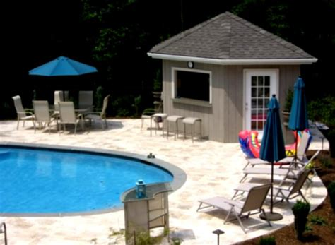 pool house plans with bathroom pool house designs bathroom home design and style
