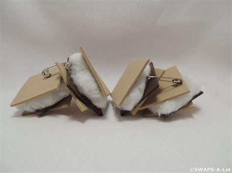 smores craft ideas mini c s mores scout swaps craft kit 2952