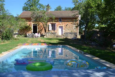 location vacances daglan le petit paradis piscine chauff 233 e