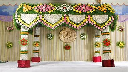 Decorations Mandapam Decoration Kalyana Mandap Marriage Decor