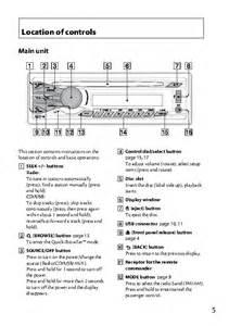 sony cdx gt56uiw user manual