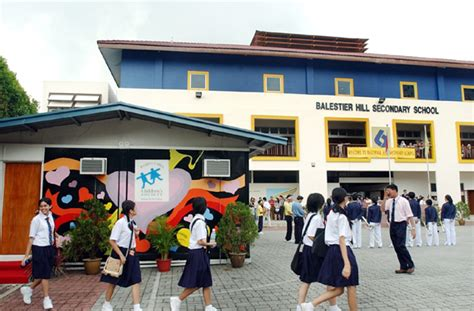 14 Secondary Schools In Singapore Merge In 2017