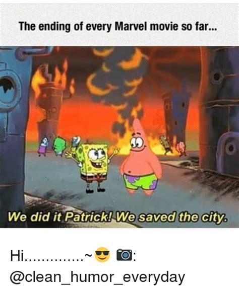 Clean Humor Memes - 25 best memes about we did it patrick we did it patrick memes