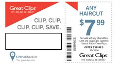 great clip haircut coupons des moines on a dime a survival guide for the city of 5462