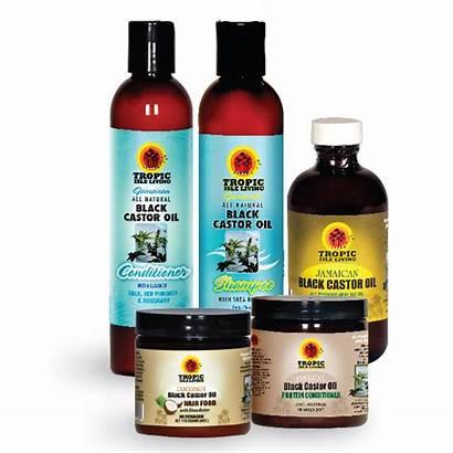 Hair Castor Oil Natural Winners Challenge Receive