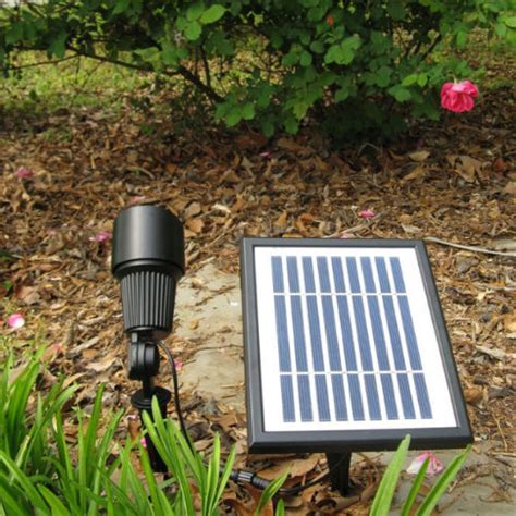 commercial solar outdoor lighting commercial grade dual solar spot light kit greenlytes