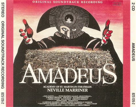 The director's cut / peter shaffer's amadeus: The First Pressing CD Collection: Amadeus - Original Soundtrack Recording