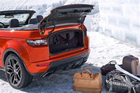 range rover cabrio preis range rover evoque cabrio la 2015 vorstellung preis marktstart autobild de