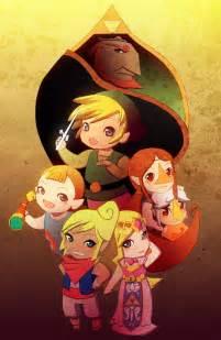 Legend of Zelda Wind Waker Fan Art