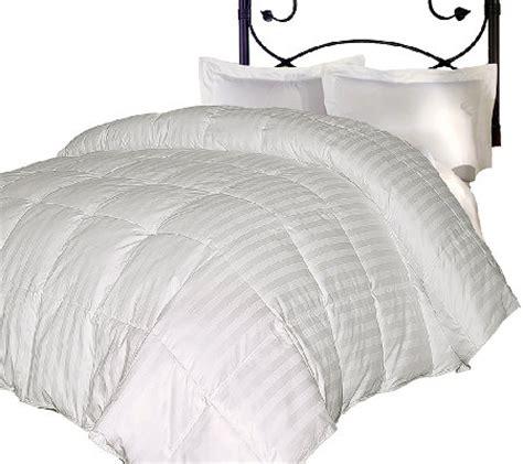 blue ridge 350tc cotton alternative comforter page 1 qvc