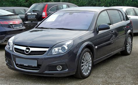 Opel Signum by 2008 Opel Signum Photos Informations Articles