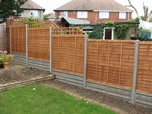 Lap, Panels, Used, Garden, Fencing, Cheaper, Less, Sturdy, Than