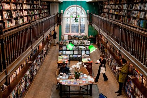 10 Magical Bookshops In The Uk Every Book Lover Must Visit
