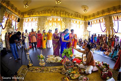 kempas malaysia indian wedding by swans wedding