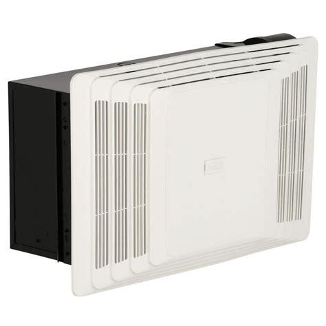 home depot heater fan broan 70 cfm ceiling exhaust bath fan with heater 658
