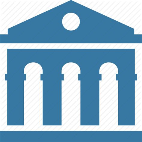 Bank Icon Bank Building Finance Icon Icon Search Engine