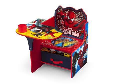 Spiderman Chair Desk With Storage Bin Narrow Accent Chair Kids Pouf Oval Back Dining Room Chairs Waiting Cheap Counter Height Task Folding Umbrella Polyester Banquet Cover White Modern Rental