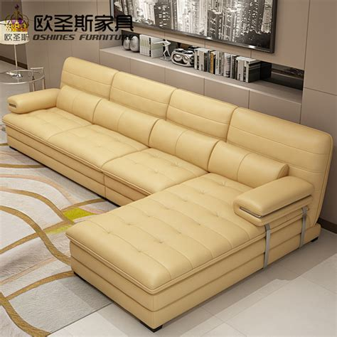 Yellow Leather Sofa And Loveseat by Yellow Leather Sectional Sofa Set Metal Frame Leather