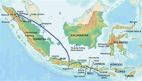 indonesien sumatra java bali lombok rundreise maya travels