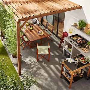 Prix D Un Barbecue : construire sa cuisine ext rieure tous nos conseils avant ~ Premium-room.com Idées de Décoration