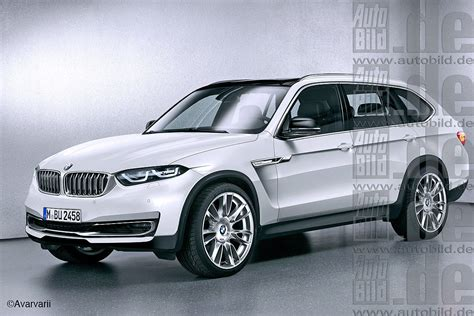 BMW 2019 : 2019 Bmw X5 Rendering Redesign 1200 X 800
