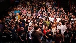 KHERSON, UKRAINE - NOV 07, 2015: Free Open Charity Concert ...
